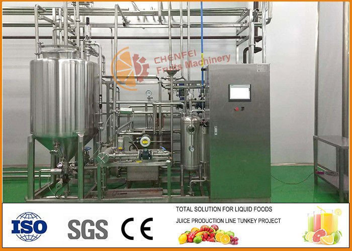 SS304 Craft Beer Machine , Craft Beer Producing Machine CFM-A-01-358-300